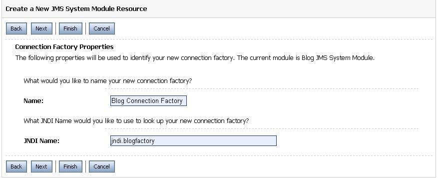 Factory Info
